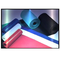 Colored Rubber Sheets